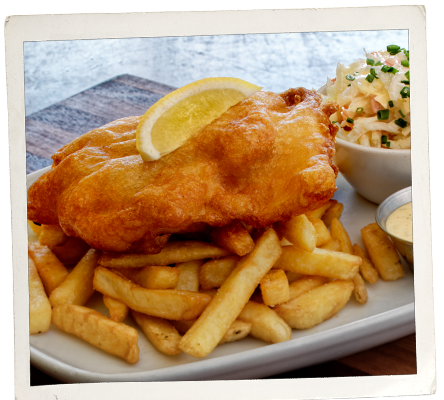 Fish and Chips Special